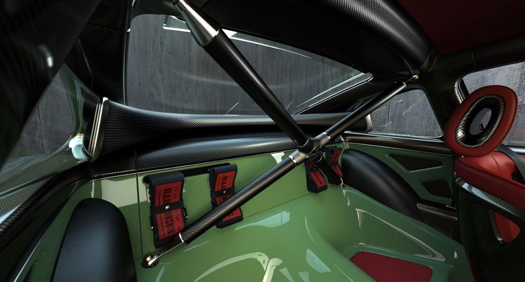 Singer dehors, Williams dedans ! La Porsche 911 en mode tuerie ! 50