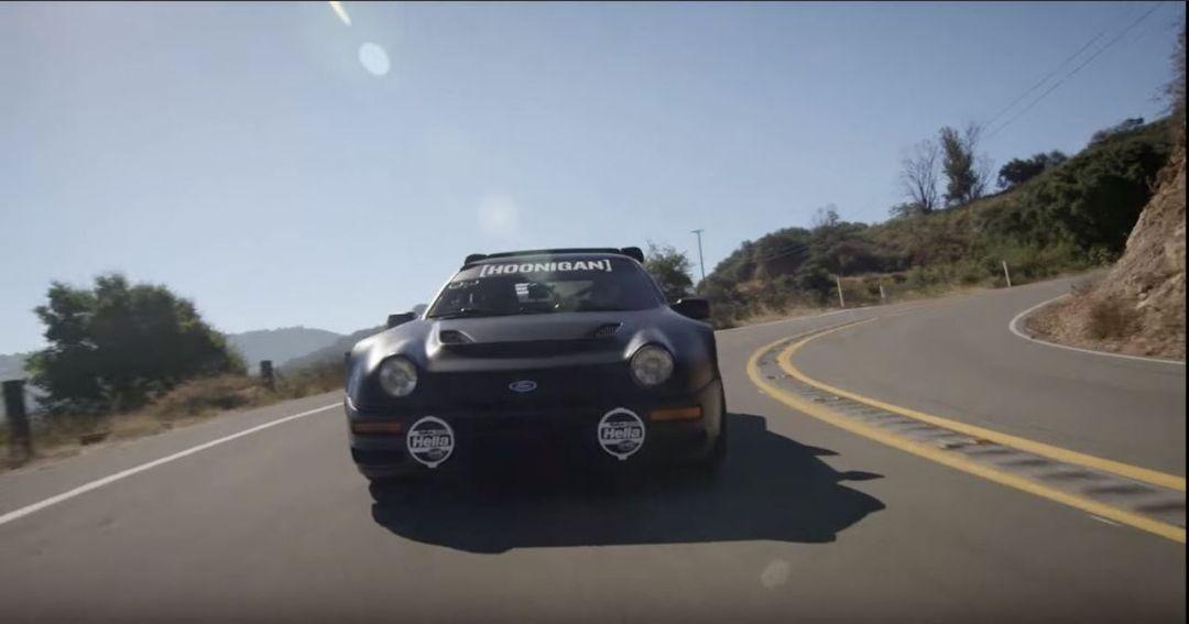 Ken Block's RS200... Pour le pain ! 12
