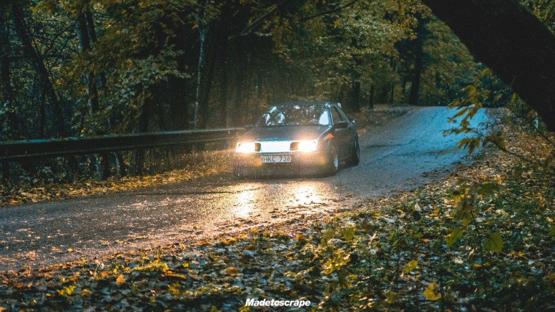 Justa '85 Ford Sierra V6 Cosworth : Bestiale ! 78