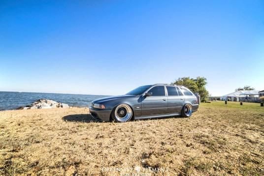 DLEDMV 2K18 - BMW E39 Slammed on BBS - 008
