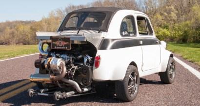 DLEDMV 2K18 - Fiat 500 swap Subaru Turbo - 006
