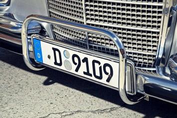 DLEDMV 2K18 - Bagged Mercedes 280SE 3.5 V8 W108 - 011