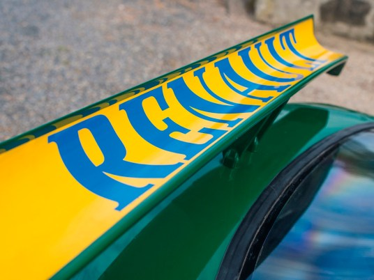 DLEDMV 2K18 - Renault Laguna BTCC RM Sotheby's - 08