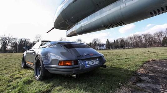 DLEDMV 2K18 - Porsche 911 Speedster DP Motorsport Backdate - 12