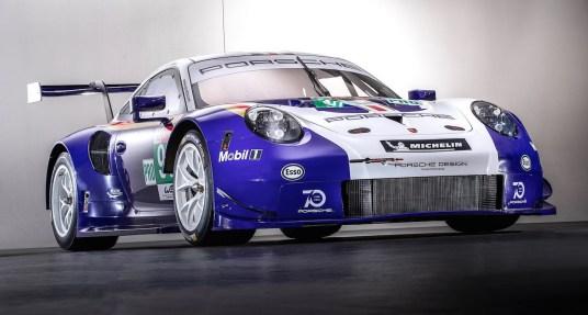 DLEDMV 2K18 - Historic Porsche 911 RSR Le Mans 2018 - 04