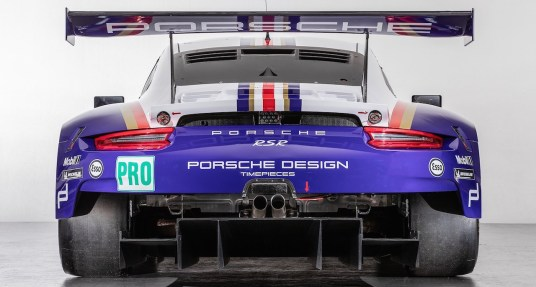 DLEDMV 2K18 - Historic Porsche 911 RSR Le Mans 2018 - 09