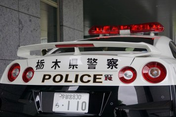 DLEDMV 2K18 - Nissan GTR Police Tochigi - 12
