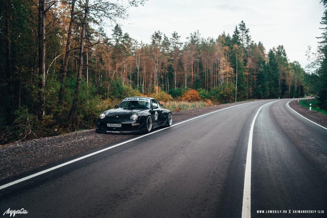 DLEDMV 2K18 - Porsche 993 RWB Ducktail - 15