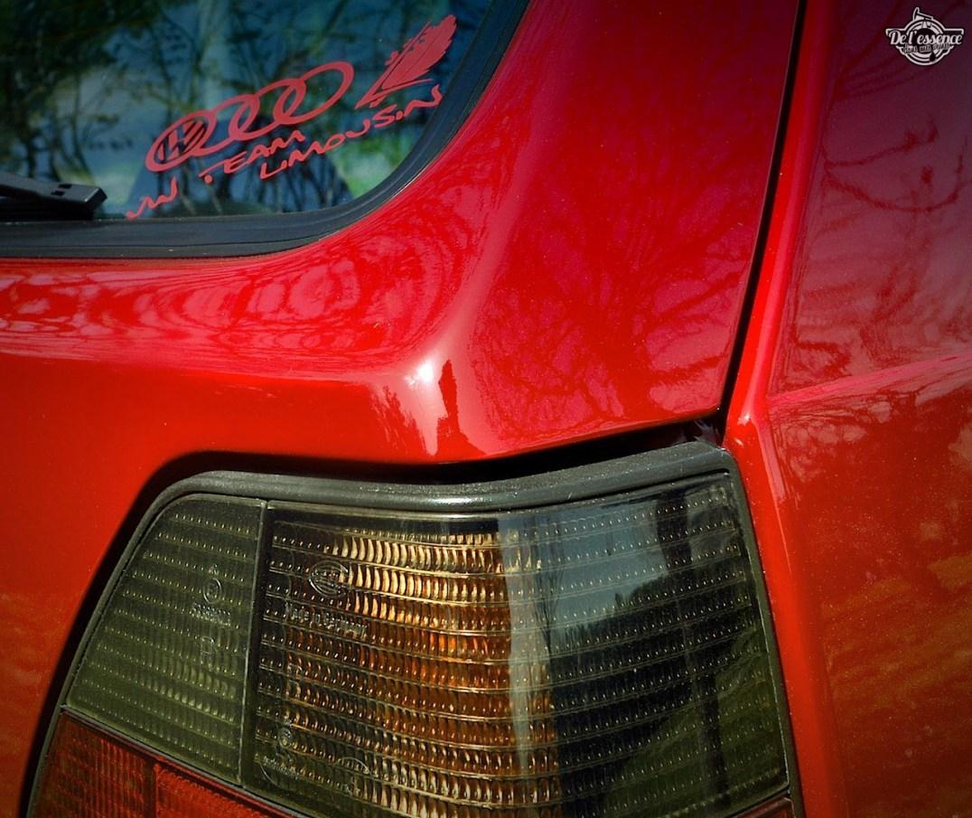 DLEDMV 2K18 - Spring Event #5 VW Golf 2 Florian - 014
