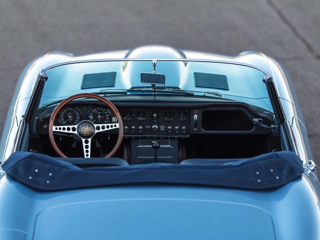 DLEDMV 2K18 - Jaguar Type E 4.2 roadster - 20