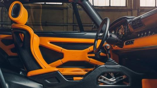 DLEDMV 2K18 - Porsche 911 Singer Dynamics and Lightweighting Study - 04