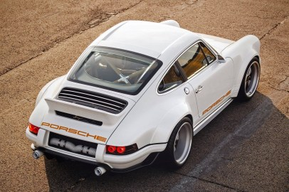 DLEDMV 2K18 - Porsche 911 Singer Dynamics and Lightweighting Study - 14
