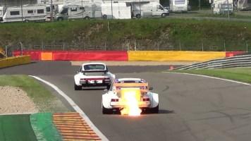 DLEDMV 2K18 - Porsche 935 & 934 Flammes - 08