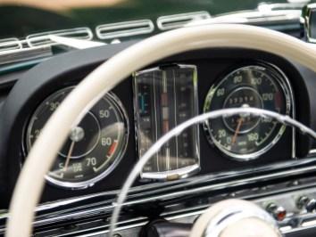 DLEDMV 2K18 - Mercedes 300 SL Roadster RM Sotheby's - 09