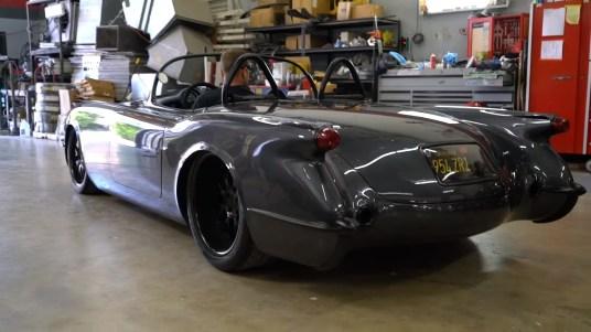 DLEDMV Corvette C1 Timeless Kustoms 01