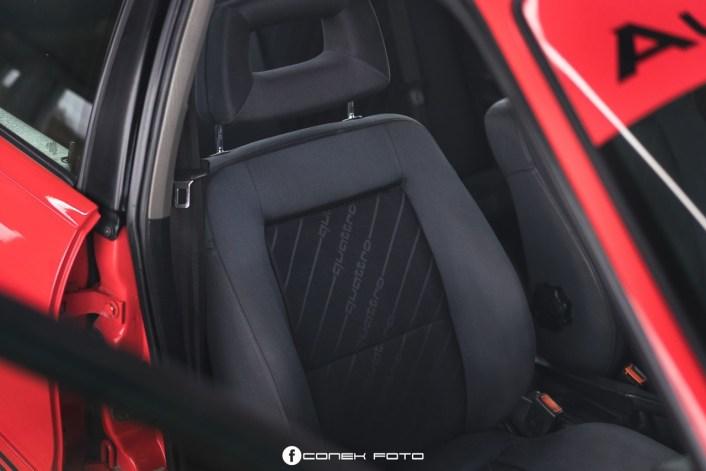 DLEDMV 2K18 - Audi 80 Quattro Competition Conek Foto - 23