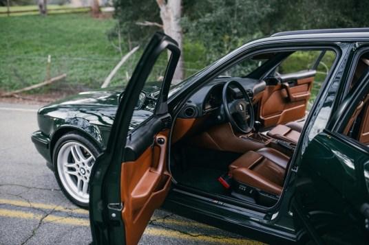 DLEDMV 2K18 - BMW E34 M5 Touring Elekta - 26