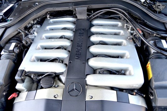 DLEDMV 2K18 - GSS avril Mercedes 600 SEL - 012