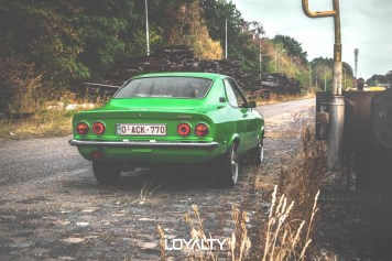 DLEDMV 2K18 - Opel Manta A Green on Schmidt Loyalty - 07