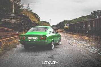 DLEDMV 2K18 - Opel Manta A Green on Schmidt Loyalty - 08