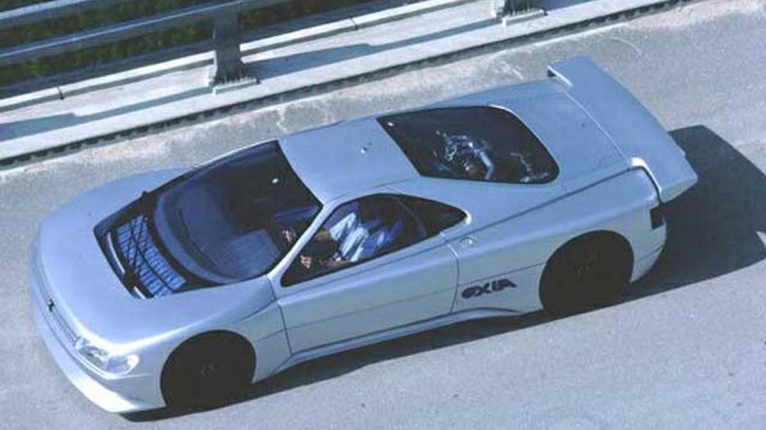 DLEDMV 2K18 - Peugeot Concept Car - 02
