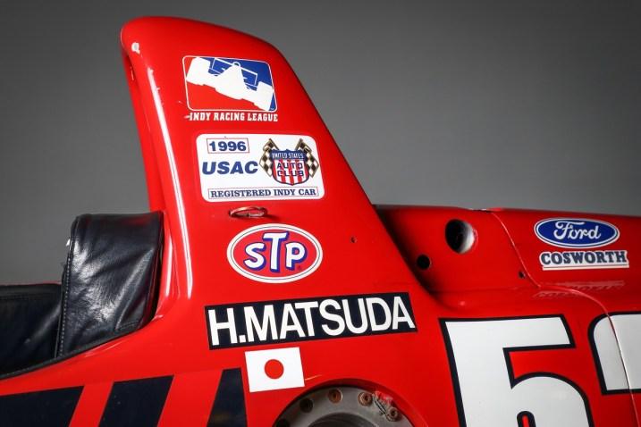 DLEDMV 2K18 - Taisan Indy 500 Lola Ford Cosworth - 07
