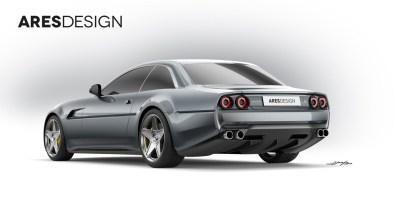 DLEDMV 2K18 - Ares Design Reborn legends Ferrari 250 GTO - 14