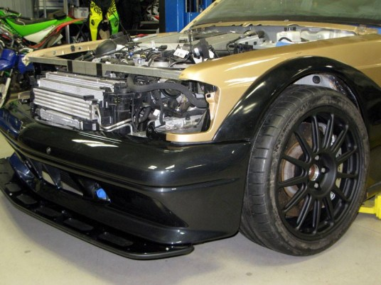 DLEDMV 2K18 - Mercedes 190 Evo 2 63 AMG Piper Motorsport - 06