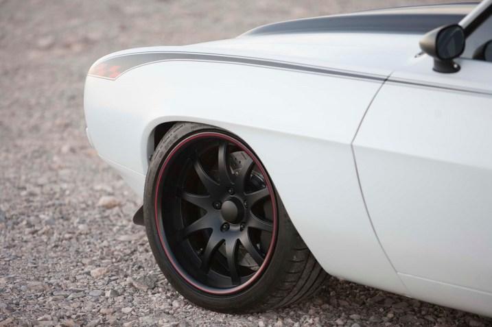 DLEDMV Camaro 69 Detroit Speed 11