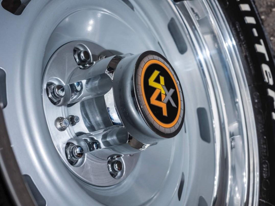 DLEDMV - SEMA 2K18 - Chevy Blazer K3 Ringbrothers - 01