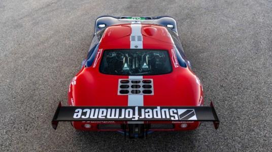 DLEDMV - SEMA 2K18 - Ford GT40 Superformance V6 EcoBoost - 07
