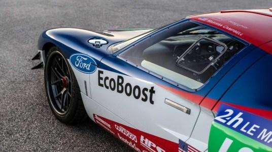 DLEDMV - SEMA 2K18 - Ford GT40 Superformance V6 EcoBoost - 21