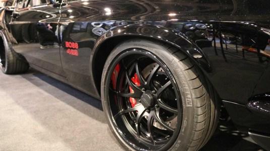 DLEDMV - SEMA 2K18 - Ford Mustang Boss 429 Classic Recreations - 04