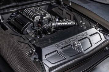 DLEDMV - SEMA 2K18 - SpeedKore Dodge Charger 70 Evolution - 08