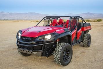 DLEDMV - SEMA 2K18 - Honda Open Air Vehicle Concept - 03