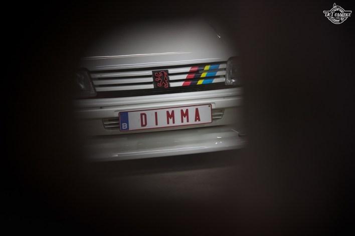 DLEDMV 2K18 - Peugeot 205 Rallye Dimma & KΩS photography - 10