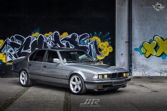 DLEDMV 2K19 - BMW 740i e32 Tim - 01