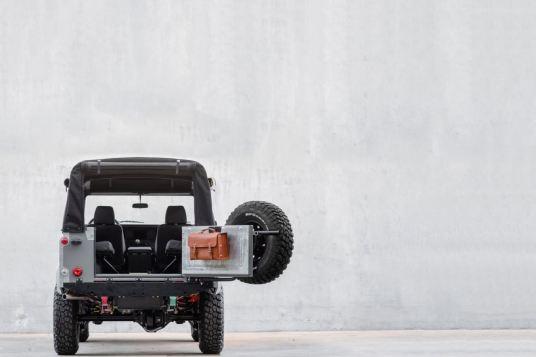 DLEDMV 2K19 - Land Rover Defender CoolNVintage Graff - 007