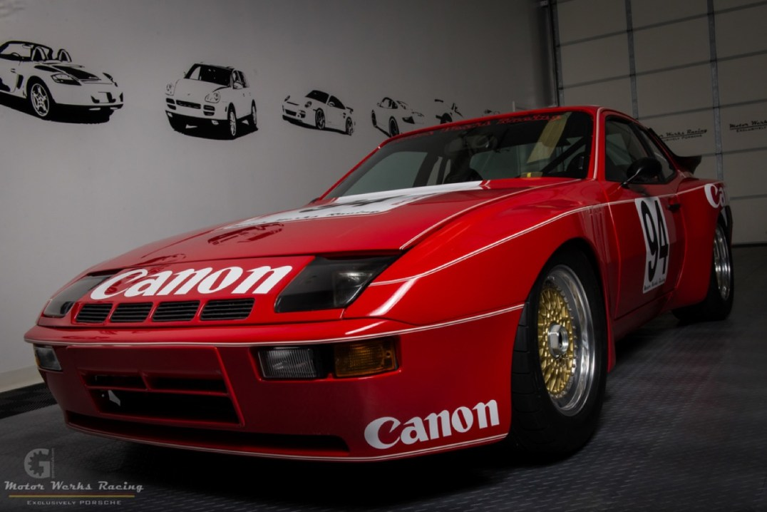 DLEDMV 2K19 - Porsche 924 GTP Motor Werks Racing Canon Tribute - 01