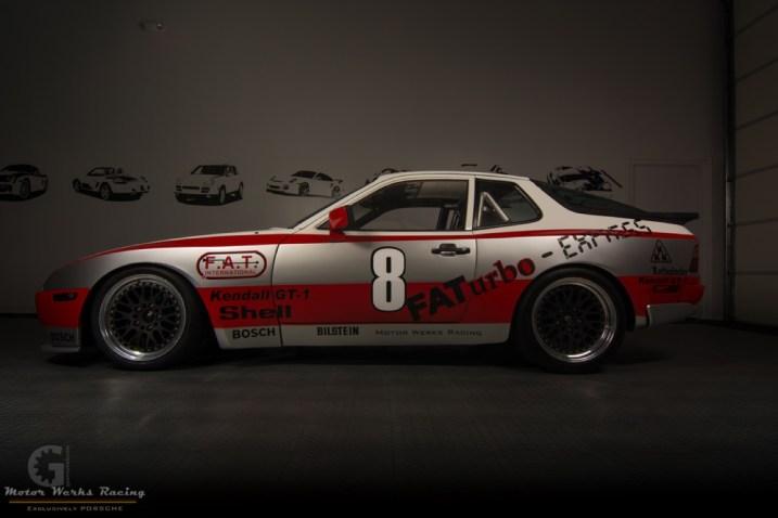 DLEDMV 2K19 - Porsche 924 GTP Motor Werks Racing FATurbo Tribute - 01