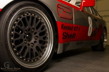 DLEDMV 2K19 - Porsche 924 GTP Motor Werks Racing FATurbo Tribute - 02