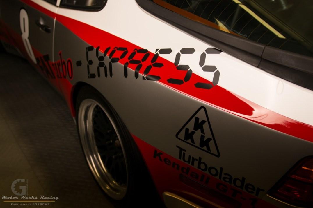 DLEDMV 2K19 - Porsche 924 GTP Motor Werks Racing FATurbo Tribute - 04