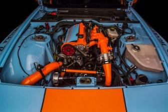 DLEDMV 2K19 - Porsche 924 GTP Motor Werks Racing Gulf Tribute - 01