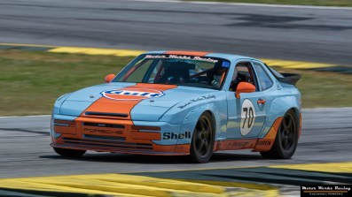 DLEDMV 2K19 - Porsche 924 GTP Motor Werks Racing Gulf Tribute - 07