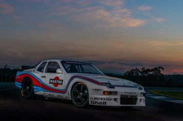 DLEDMV 2K19 - Porsche 924 GTP Motor Werks Racing Innovative Martini Tribute - 01