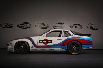 DLEDMV 2K19 - Porsche 924 GTP Motor Werks Racing Innovative Martini Tribute - 05