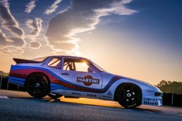 DLEDMV 2K19 - Porsche 924 GTP Motor Werks Racing Innovative Martini Tribute - 07