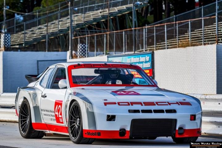 DLEDMV 2K19 - Porsche 924 GTP Motor Werks Racing Innovative Power Tribute - 01