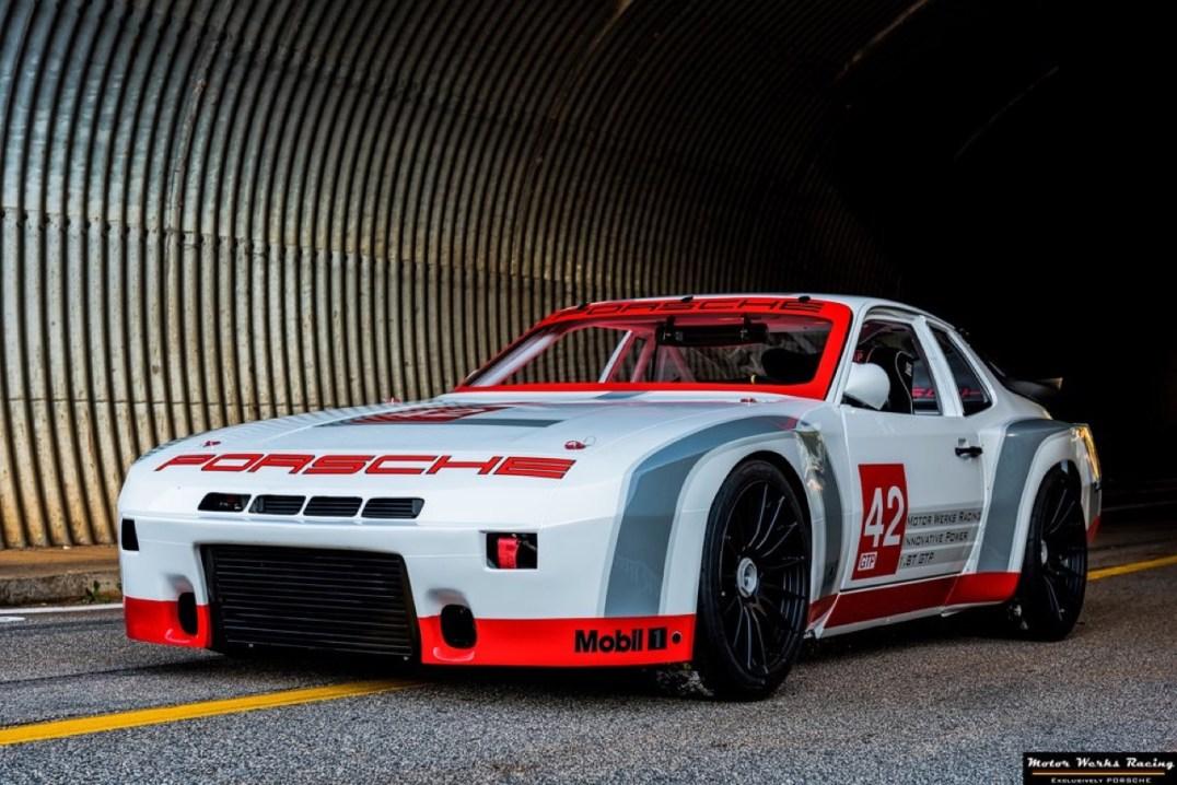 DLEDMV 2K19 - Porsche 924 GTP Motor Werks Racing Innovative Power Tribute - 05