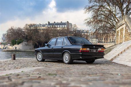 DLEDMV 2K19 - BMW M5 E28 Didier Pironi - 006
